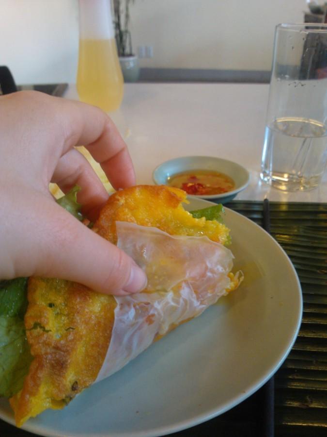 Banh Xeo – Vietnamese SavouryPancakes