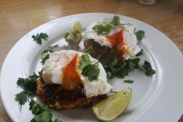 pescetarian, paleo, eggs, brunch, gluten free, dairy free
