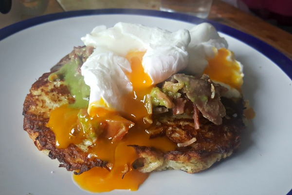 potato rosti poached egg january 2017
