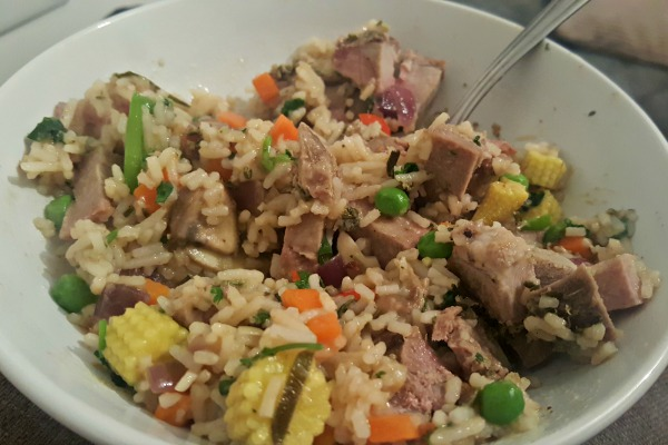 thai fried rice january 2017
