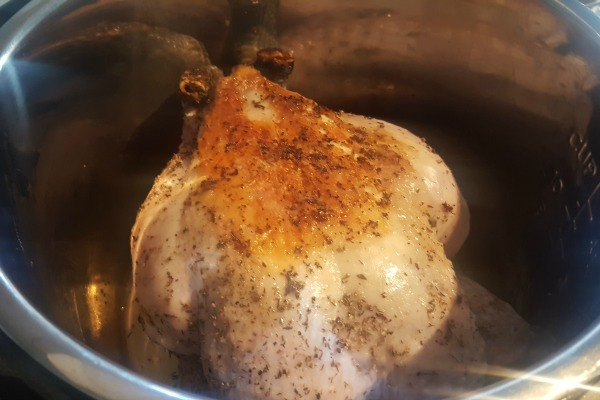 chicken instant pot january 2017