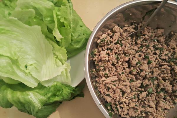laab salad gluten free january 2017