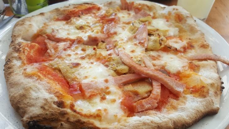 fatto a mano gluten free pizza