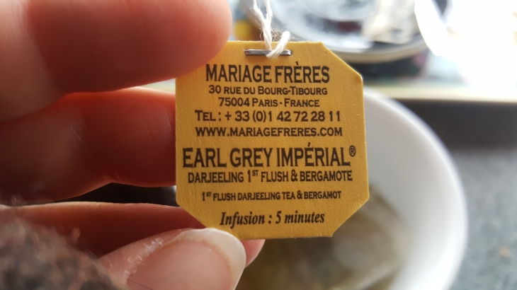earl grey tea mariage freres paris