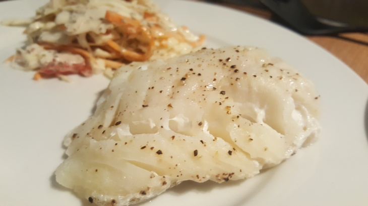 steamed cod instant pot