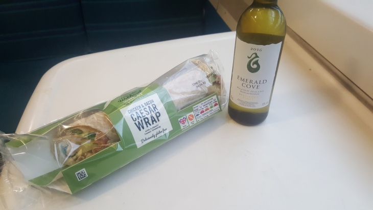 marks and spencers gluten free wrap