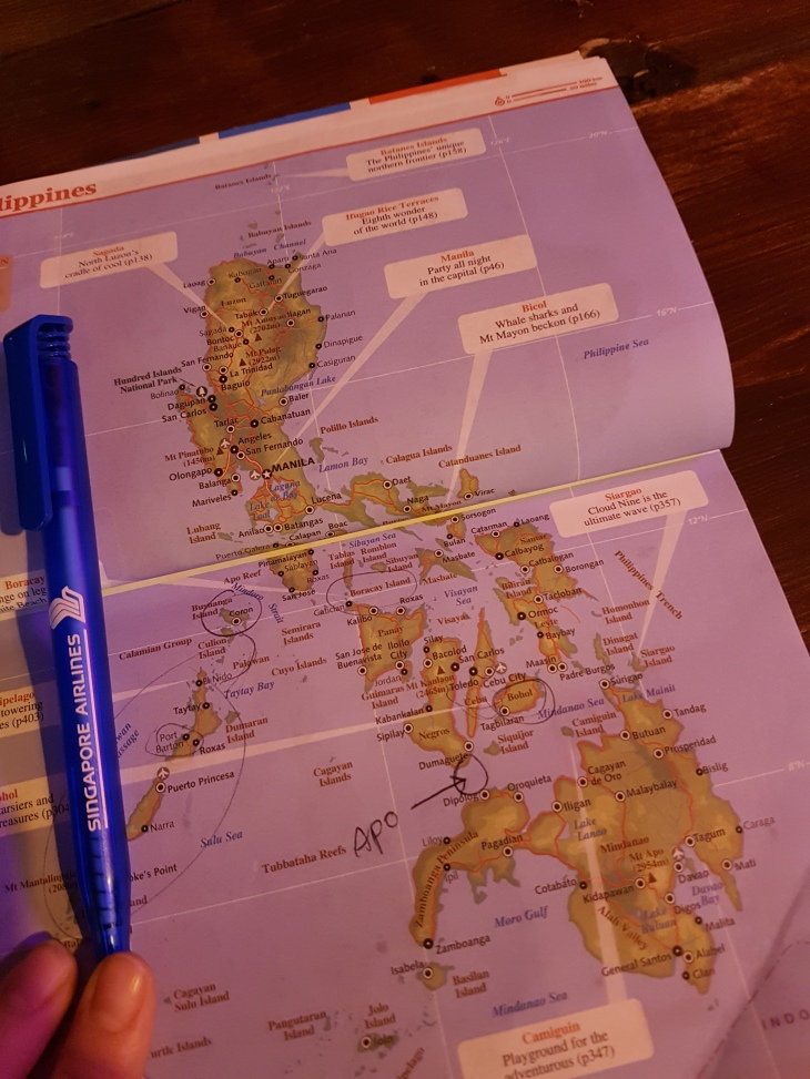 philippines planning travel